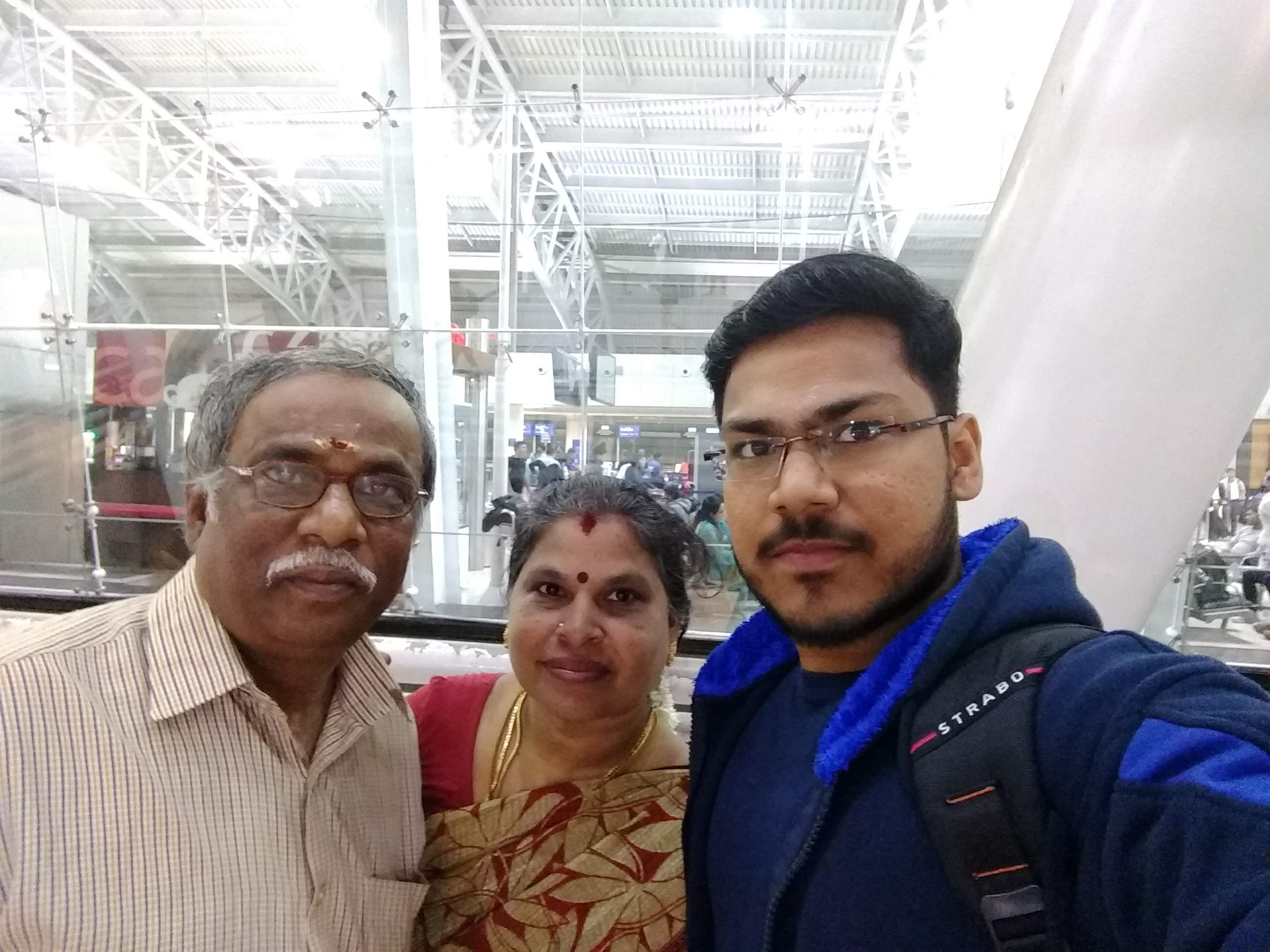 Kerala: My Frist Domestic Flight to Join my Dream Company